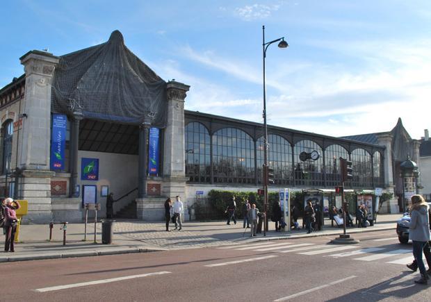 Gare Versailles Rive Gauche