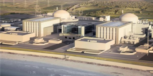 HINKLEY POINT C POWER STATION